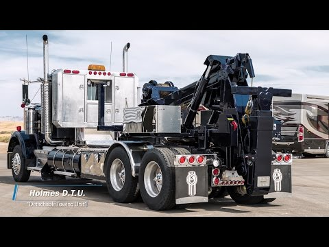 Holmes D.T.U. (Detachable Towing Unit) by Miller Industries