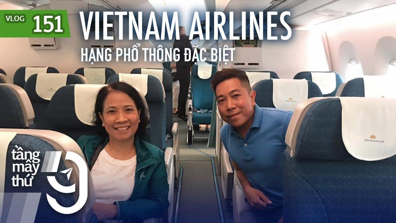 [M9] #151: Đi quay vlog tình cờ gặp mẹ bay cùng chuyến | Vietnam Airlines | Yêu Máy Bay