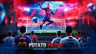 PES 2018 Season 2019 PS3 Potato Patch V7 AIO