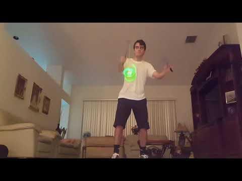 Chinese Yoyo/Diablo (rehearsal) performance- intermediate to advanced tricks