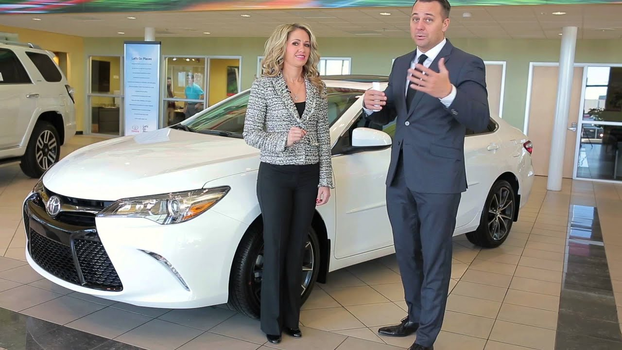 2016 Toyota Camry Customer Review At Jim Norton Toyota OKC   YouTube