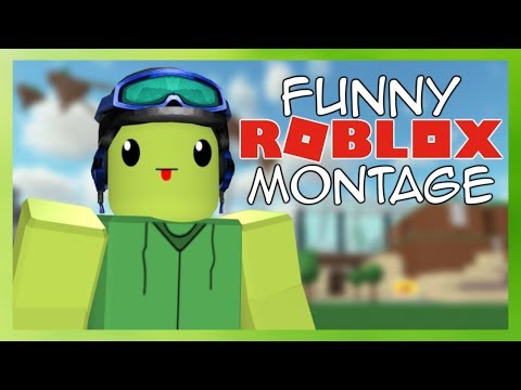 Funny ROBLOX Montage 2