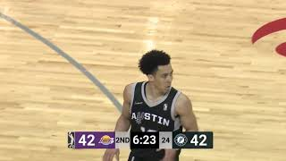 Travis Trice II (23 points) Highlights vs. South Bay Lakers