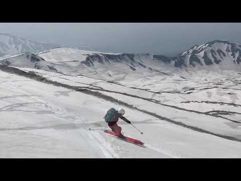 Big Mountain鳥海山BC
