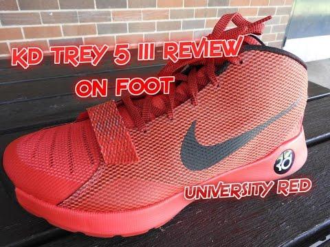 KD Trey 5 III Aesthetics & On Foot Review