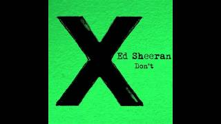 Ed Sheeran Don T Don Diablo Remix Preview