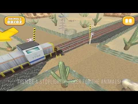 Railroad Wildlife Africa Pets - Gameplay video
