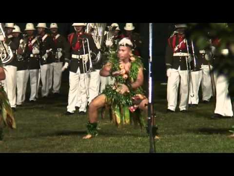 Tonga Defence Services Military Tattoo Highlights 2011