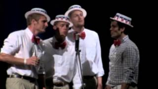 Sing a Song (I Feel a Song Coming On) acapella barbershop quartet