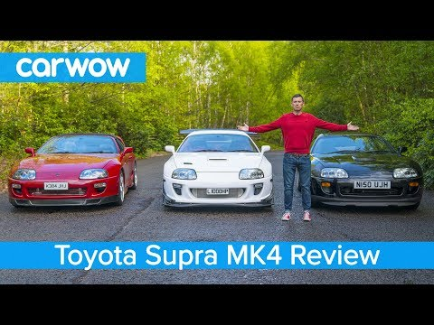 Toyota Supra 1,000hp review - and all you need to know about the legendary MK4!