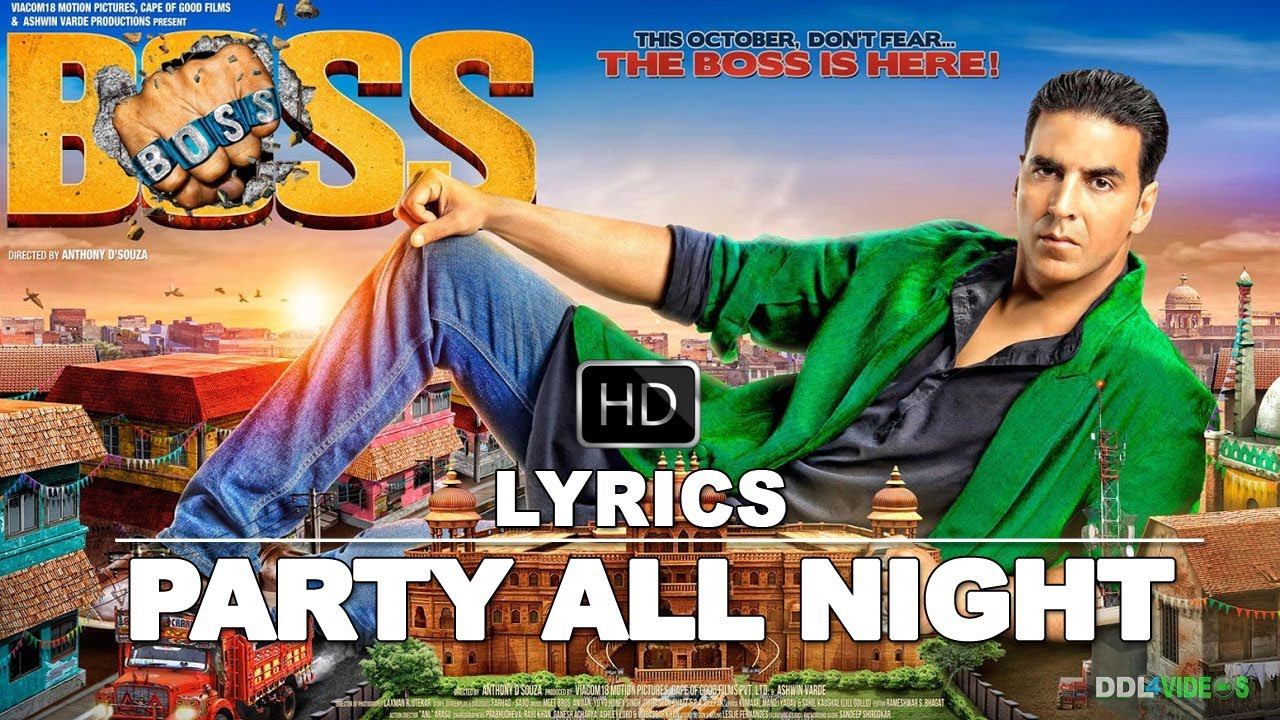 Download the songs of boss 2013 hindi movie.