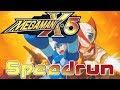 Mega Man X5 | All Stages Speedrun In 38:32