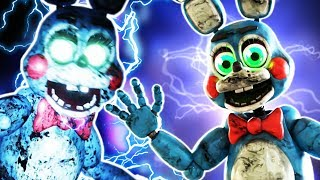 TOY BONNIE JOINS THE FAZBEAR SERVICE!!! || FNAF AR: SPECIAL DELIVERY PART 10