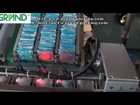 Automatic Cartoning Machine For Condom