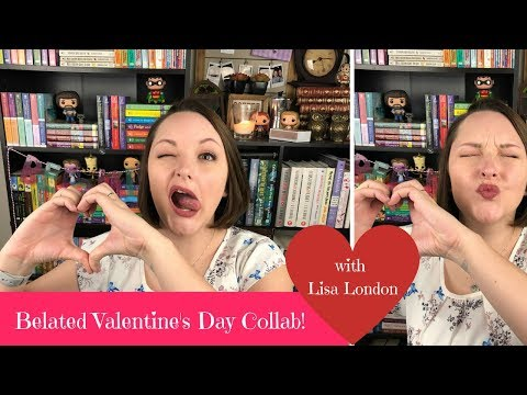 Belated Valentine's Day Collab Lisa London