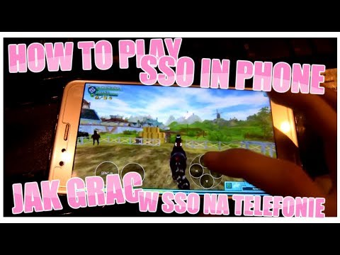 HOW TO PLAY STAR STABLE ON PHONE || JAK GRAĆ W STAR STABLE NA TELEFONIE