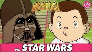 Monsters of Kreisklasse: Star Wars vs. Borussia Hodenhagen