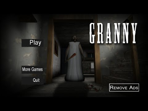 Granny Horor Game Lets Play