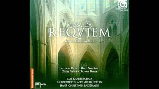 J.Chr. Bach Missa da Requiem and  Miserere in B flat major