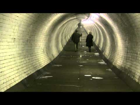 The Ghost of Greenwich Foot Tunnel