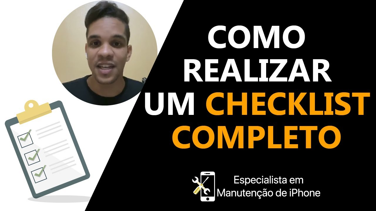 Live do Ted - Checklist completo