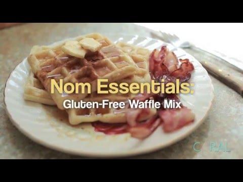 DIY Gluten-Free Waffles! | Nom Essentials