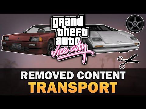 GTA Vice City - Beta Transport [Analysis]