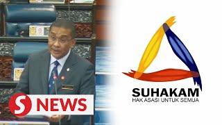 Takiyuddin: Suhakam report won't be debated in Parliament