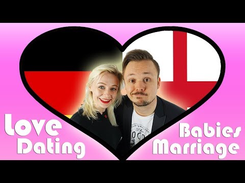 Love, Dating, (Open) Relationships And Sex: Germany VS England | Get Germanized w/ Hannah Montgomery
