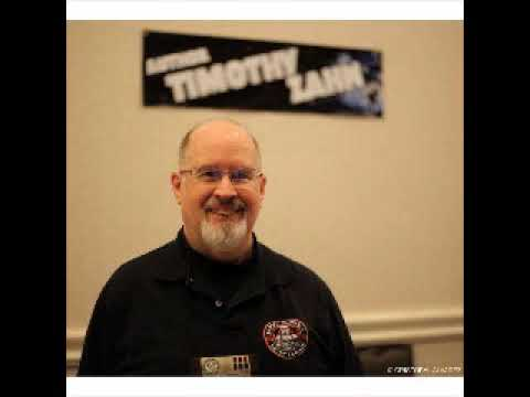 How to become an author: tips and strategies - Timothy Zahn interview