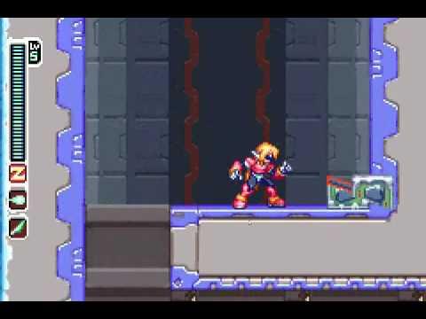 Megaman Zero 3 Model Z hack