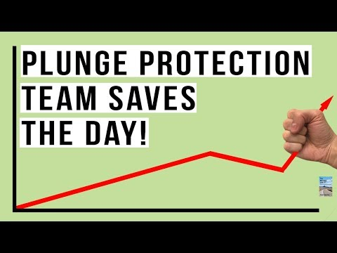 Plunge Protection Team Saves the Day After 780 Point DROP! Will Fed Hike Rates?