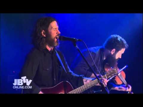 Chuck Ragan - Whistleblower's Song | Live @ JBTV
