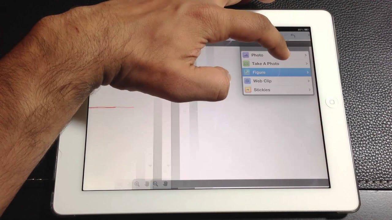 best note taking app for ipad pro reddit