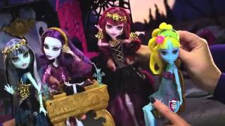 Monster High™ 13 Wishes Dolls Commercial