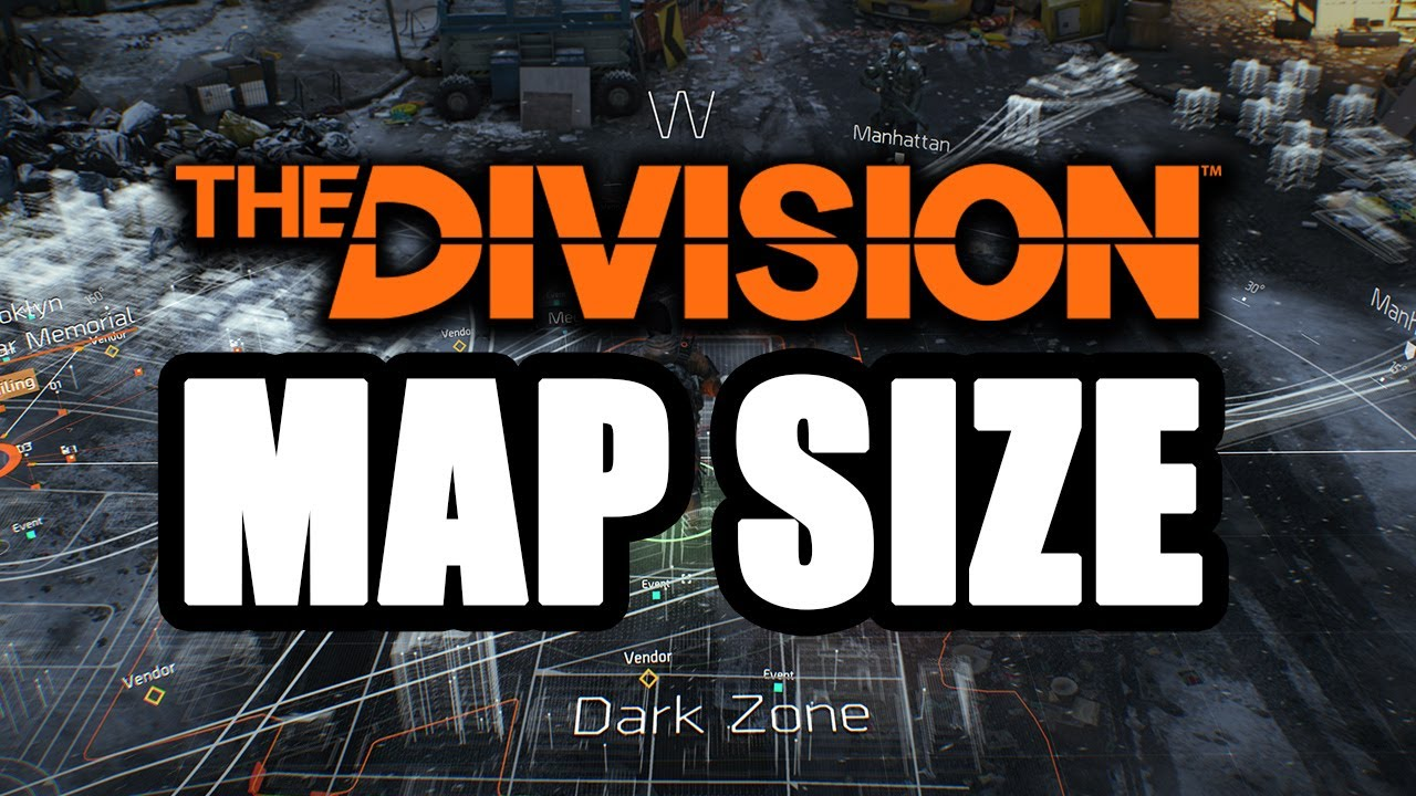 Tom clancy 39 s the division map size vs gta v grand theft for Clancy motors used cars