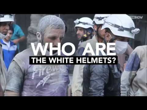 The white helmets completely exposed by Treka