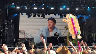 Midsummer Madness, See Me, & Amen - Rich Brian (Live at Bonnaroo 2018 - Day 4: 6/10/18)