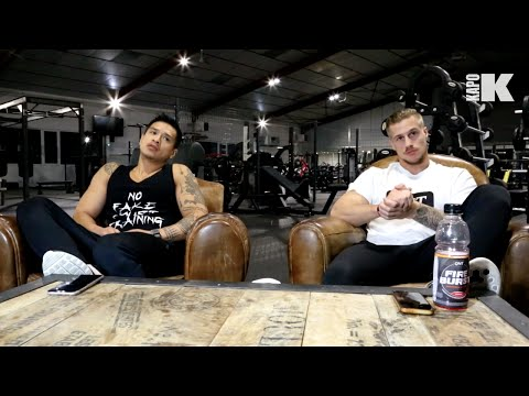 Interview Double Dragon Workout By Yass Kapo