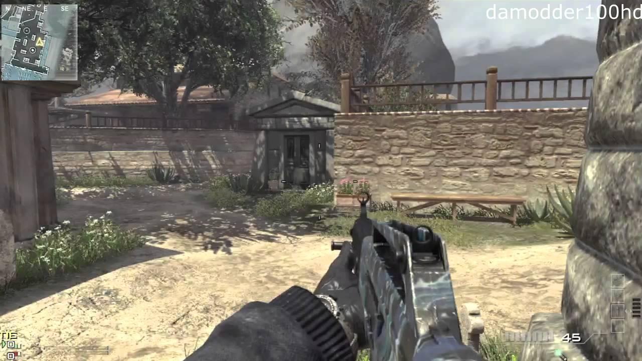 Modern Warfare 3 Ghost Easter Egg On Sanctuary (ONE BIG EASTER EGG?) -  YouTube