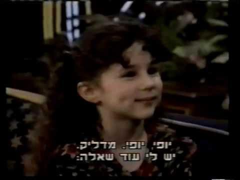 Hallie Eisenberg  VERY clever Little Hallie Eisenberg on Jay Leno !...