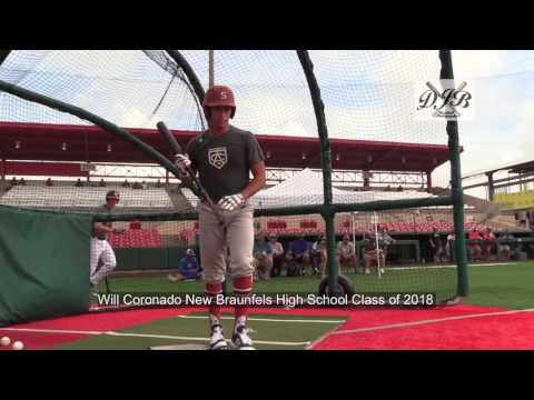 Will Coronado New Braunfels High School Class of 2018