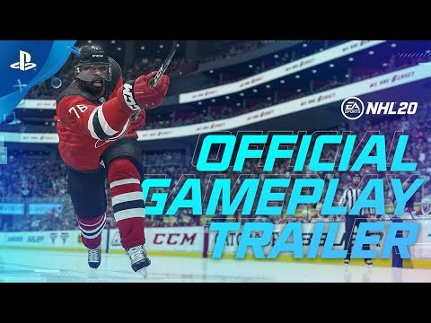 NHL 20 - Official Gameplay Trailer | PS4