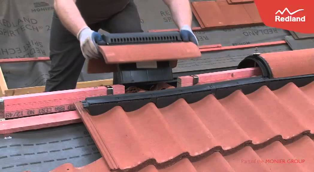 Ridge Vent Terminal Installation Video Youtube