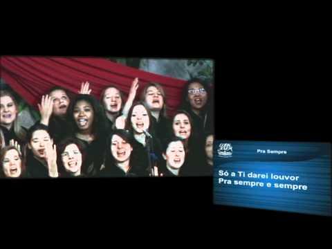 Coral Jovem - Pra Sempre. J.A 12.05.2012