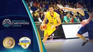 UNET Holon V EWE Baskets Oldenburg - Highlights - Basketball Champions League 2017-18
