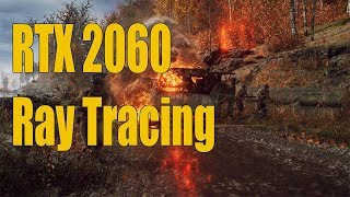 Geforce RTX 2060 Battlefield V Raytracing tested / 1080p / DXR Low/Medium/High/Ultra