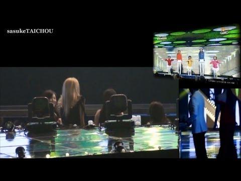 SNSD 『Bar Bar Bar』 Edited Ver.  140212 「3rd GAON CHART K-pop Awards」