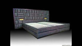 Кровать с встроенными розетками на заказ(, 2017-07-06T06:18:10.000Z)
