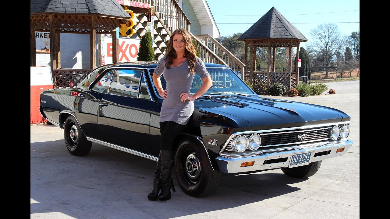 1966 Chevy Chevelle Ss Matching Numbers 396 Youtube Chevrolet Malibu